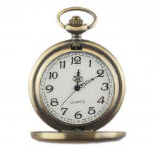 Copper Colored Pocket Watch