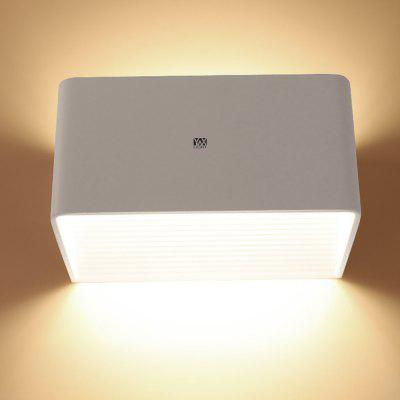 YWXLight 6W LED Aluminum LED Indoor for Bedroom Living Room Wall Lamp AC110-240V
