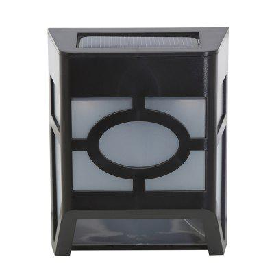 Polycrystalline silicon solar light-operated Super Bright Wall Mount Outdoor