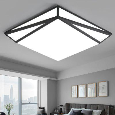 32W Modern LED Ceiling Light Flush Mount Lamp AC220V