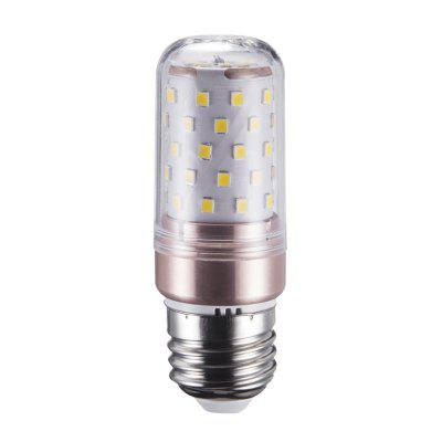 E27 5W LED Candle Lights Warm White/White 220V