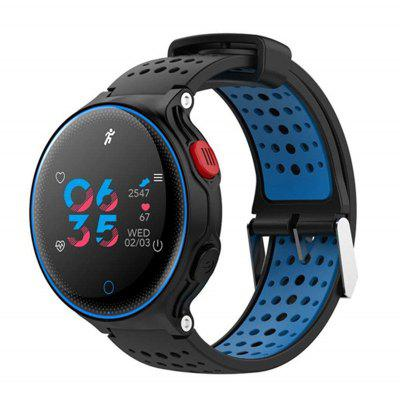 X2 Plus Smart Watch Bluetooth Heart Rate Pedometer for Android iOS