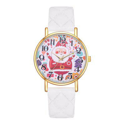 XR2964 Ladies Santa Watch New Gift Personality Fashion Watch