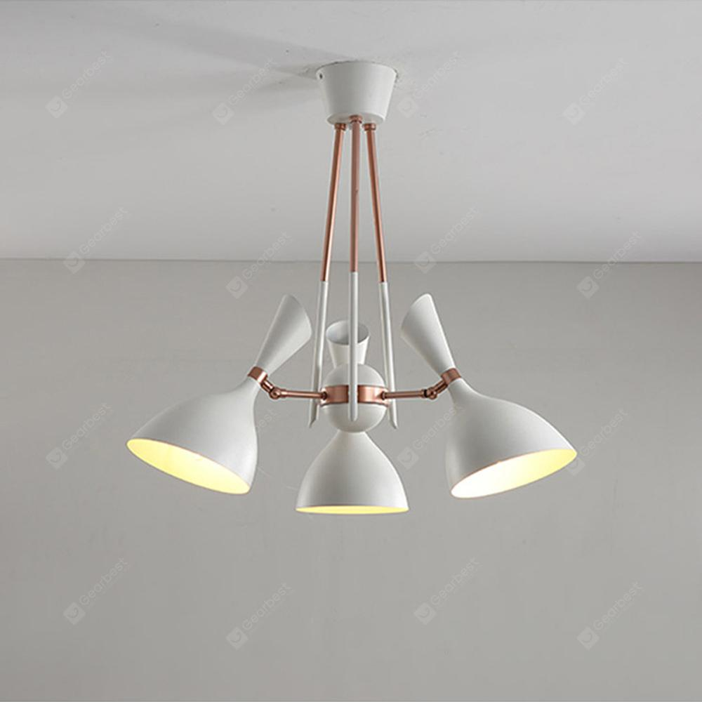 Nordic Designers Recommend Creative Personality 3 Chandeliers
