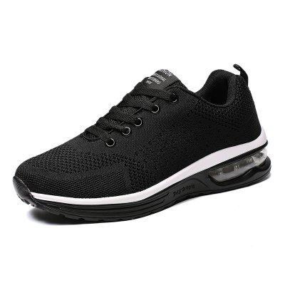 Men Outdoor Breathable Lightweight Cushion Sports and Leisure Running Shoes