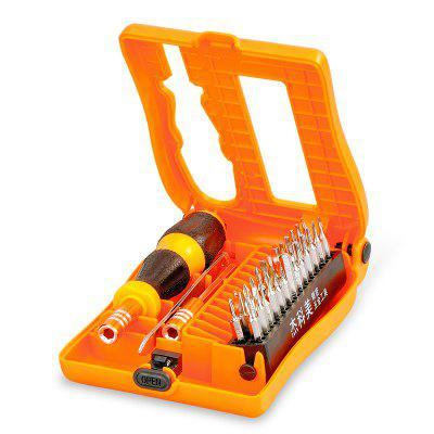 JAKEMY 29 in 1 Screwdriver Bit Hand Tools for Household Electronics Mobile Phone