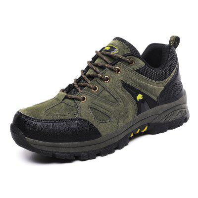 Hiking Shoes Men Breathable Waterproof Outdoor Sports Climbing Trekking Sneakers
