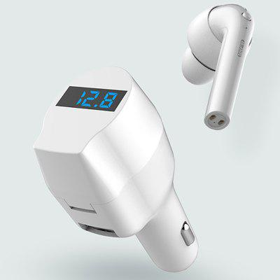 Car Bluetooth headset  private answer blue tooth v4 .2 unlimited enjoyment exe