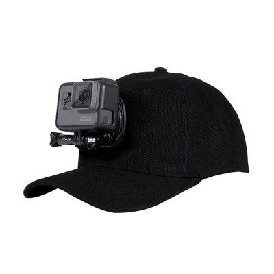 For GoPro Camera Hat Soft Light Weight Outdoor Fishing Hiking Hat Accessory