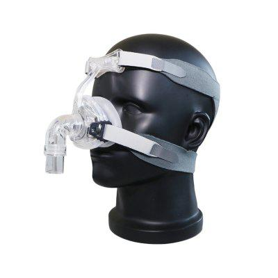 Universal Cpap Masks Cpap Nasal Mask Sleep Apnea Mask With Headgear
