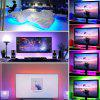 OMTO USB LED Strip 5050 RGB TV Backlight Flexibele lichttape 17Key RF-controller - MULTI