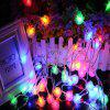 USB 10M LED Lights String 8 MODES Snowball Light Christmas Wedding Party 5V - WIELO