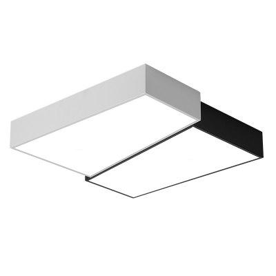 32W Modeern LED Ceiling Light Flush Mount Lamp for Dining Living Room 110V