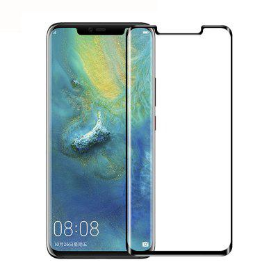 Tvarované sklo 3D Full Curved Screen Protector pro Huawei Mate 20 Pro