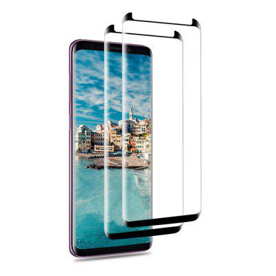 Screen Protectroi per Samsung Galaxy S9 Plus HD 3D Arc Edge vetro temperato
