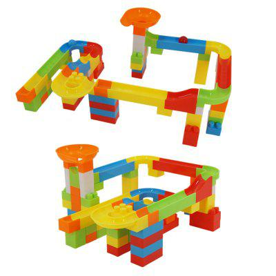 Assembly Roll Ball Slide Assembly Puzzle Toy