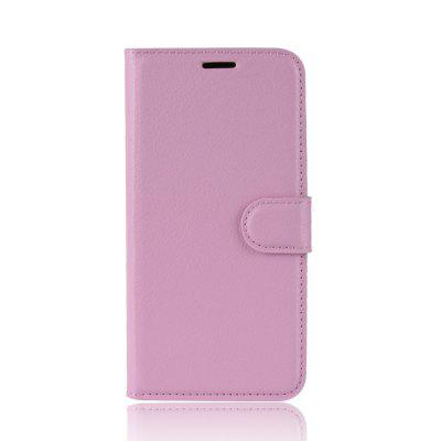 Left and Right Lychee Flip Phone Holster for Oneplus 6T