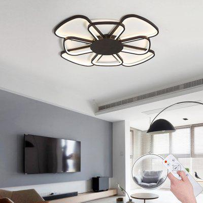Creative Aluminum Modeling LED Infinitely Dimmable Ceiling Lamp -50W