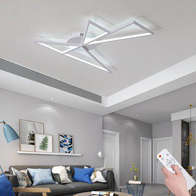 Compact Aluminum Unique Modeling LED Infinitely Dimmable Ceiling Lamp -57W