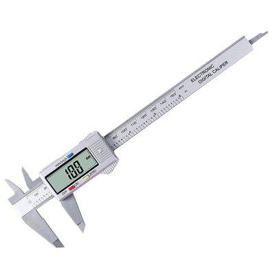 Caliper digitale elektronische digitale schuifmaat LCD micrometer meetinstrument 6 Inch