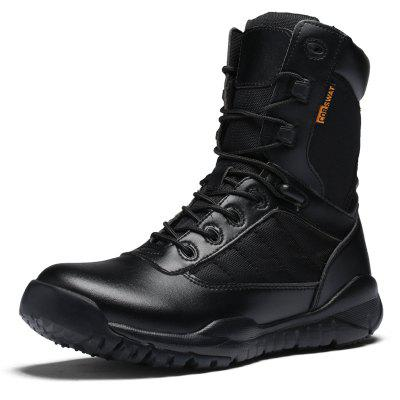 Outdoor Combat Boots Security Boots Men'S Desert Boots