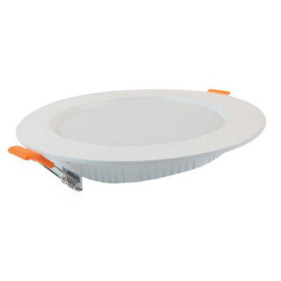 LED Panel Light 7W AC85-265V Round Ceiling Recessed Lights for Home Hotel School