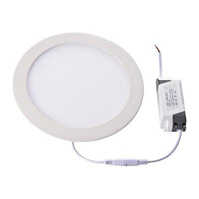LED Panel Light 9W AC85-265V Round Conventional Ceiling Lights for Home Hotel