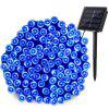 22M 200 LED String Fairy Lights Outdoor Christmas Waterproof Solar Powered Light - BLUE