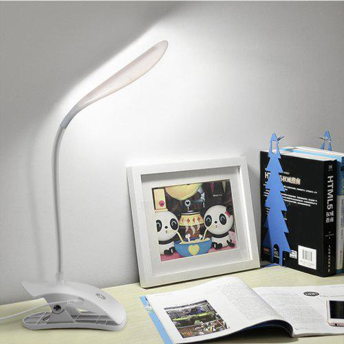 Usb Led Table Lamp 14led With Clip Bed Reading Book Night Light Touch 3 Modes Gearbest