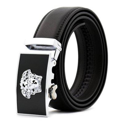 Men's Fashion Classic Belt Automatic Buckle Belt