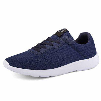 Athletic Shoes Men'S Clothing Mesh Shoes Anti-Odor High School Students Breathab