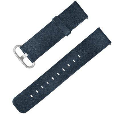 Genuine Leather Strap for AMAZFIT Bip Smart Watch