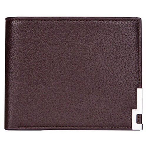 Top Quality Men/'s Bifold Leather Wallet Credit Card Holder Billfold Purse Clutch