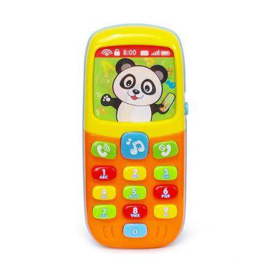 Smart Music Phone Model Early Childhood Education Toy with Music
