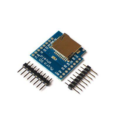 MICRO SD TF TF Card Reading and Writing Module FOR D1 Mini WIFI Expansion Board