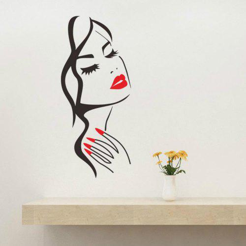FUNNY Woman Cook Sailboat Vinyl Wall Home Decor Decal Free /& Fast Shipping