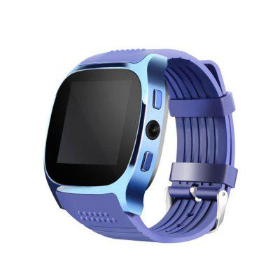 Bluetooth Smart Watch Music Player Sync SMS Support Camera SIM TF Card