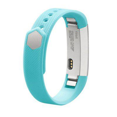 TPU Soft Silicone Strap for Fitbit Alta HR / Fitbit Alta Watch Band Size SM