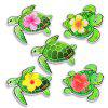 Cartoon Sea Turtle Fridge Magnet Whiteboard Sticker Refrigerator Home Decoration - MULTI
