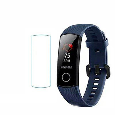 Screen Protective Film voor Huawei Honor 4 Smart Watch 10st