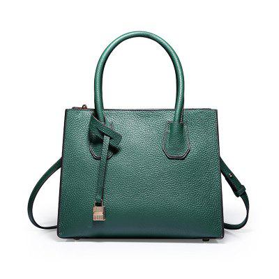 DUOCHUN Leisure Leather Handbag Women Crossbody Bag