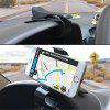 Universal Car HUD Dashboard Mount Stand Holder for Cell Phone GPS - BLACK