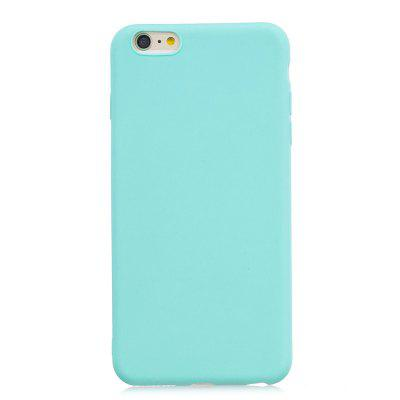 For iPhone 6/6S Fruit Color All-Inclusive Soft Bag TPU Material Phone Case