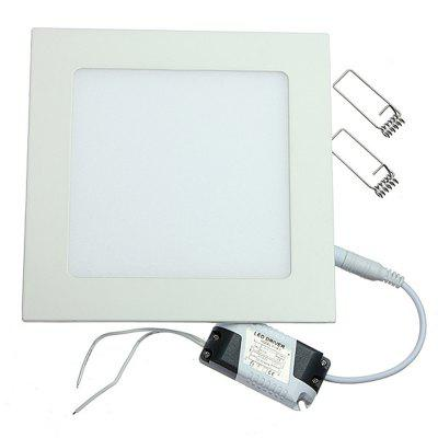Ultradünne LED-Deckeneinbauleuchte Downlight 3W Square Light für Home Hotel