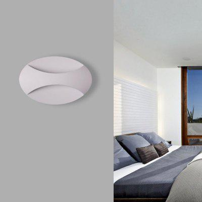 Modern Style LED Wall Lamp Ellipsis shape Lamp Pathway Dining Kids Bedroom