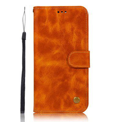 для Huawei Y7 2018 / Y7 Prime 2018 Case PU Flip Wallet Leather Phone Cover
