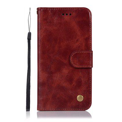 for Huawei  P20 Vintage Pattern Solid Color Phone Protective Case