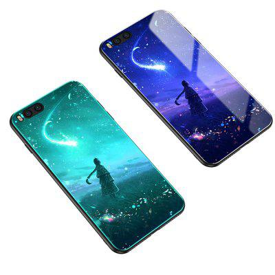 Luminous Toughened Glass Mobile Phone Shell for Xiaomi Note3