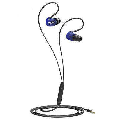 DM800 ear hanging sports headphones compatible with all mobile phones