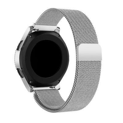 Milanese Loop Stainless Steel Strap Band voor Samsung Galaxy Watch 46MM / GEAR S3